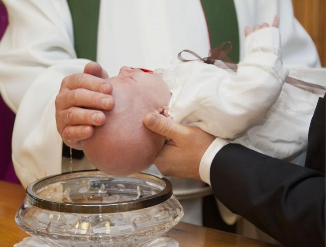 Celebrare il Battesimo