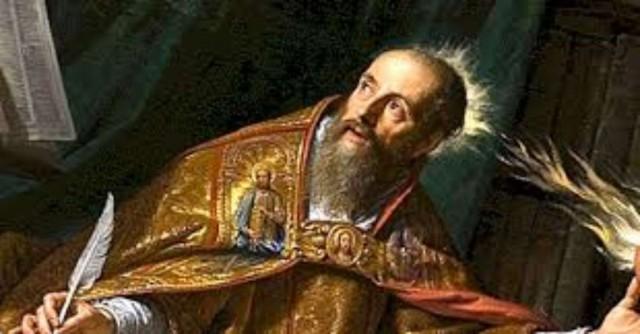 Aforismi di Sant'Agostino