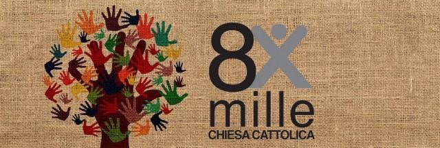 8xmille alla Chiesa Cattolica