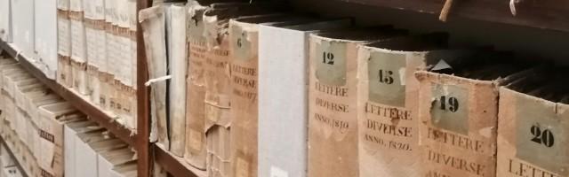 Gestire un Archivio Ecclesiastico